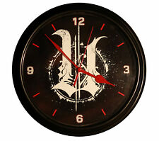 Uncured band, 8 inch wall clock