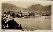 Como Vintage Postcard ~1920/30 Veduto generale Gesamtansicht See Vogelschau-P.