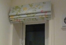 LAURA ASHLEY Summer Palace made to measure roman blinds DUCKEGG 3354576