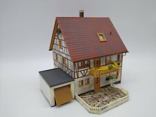 Faller Large Half-Timbered House (Weathered) - OO/HO - (see description)