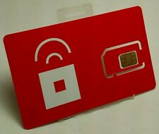 Red Pocket Mobile Gsma 3-in-1 Sim Card (Reg, Micro, Nano) for At&T network
