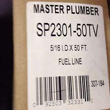 Samar #Sp2301-50Tv Mp5/16x50Fuel Line Hose by Samar Company Inc