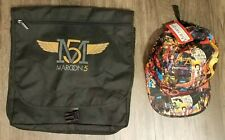 Maroon 5 Side Bag And Hat