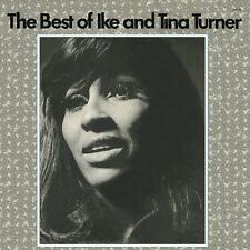 IKE & TINA TURNER - BEST OF  VINYL LP NEW+