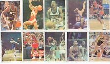 NBA basketball sticker 34 different stickers CAO MUFLON EDITION 1989 Yugoslavia