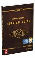 Fallout 4 Vault Dweller's Survival Guide: Prima Official Game Guide Softcover