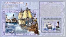 Sailing ships Lighthouses s/s de Luxe (2) MNH #CDR0712b