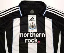 2007 Newcastle United F.C. Adidas ClimaCool Soccer XL Jersey