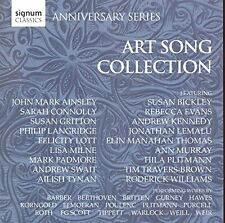 Andrew Kennedy - Signum Anniversary Series  Art Song Collection [CD]