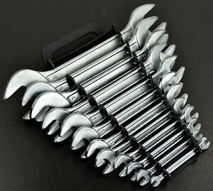 Maul Schlüssel Satz 12tlg.Gabelschlüssel Maulschlüssel Set geschmiedet 6-32mm s