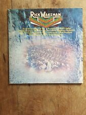 RICK WAKEMAN - Journey To The Centre Of The Earth [Vinyl LP] UK AMLH 63621 *EXC
