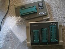 NEW NEC Prom Programmer UM  LOT of 2  PN#-  PG-1500-27A   & PA-75P108CW  Board