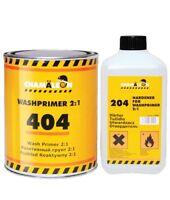 Washprimer 1L Korrosionsschutz 2:1 Haftgrund 2K Reaktionsgrundierung Härter 0,5L