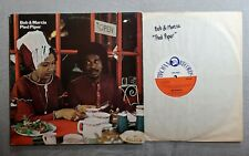 BOB & MARCIA Pied Piper TROJAN RECORDS LP TRLS-26!