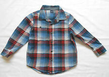 Gap Long Sleeve Casual Checked Shirts (2-16 Years) for Boys