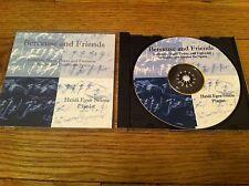 BERCEUSE AND FRIENDS CD Heidi Eger Souza Lullabies Night Pieces Fantasies CD