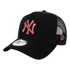 New Era Uomo New York Yankees A-Frame Visiera Cappellino - Nero