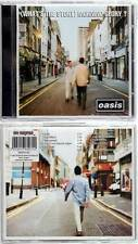 """OASIS """"(What's The Story) Morning Glory ?"""" (CD) 2000 NEUF"""