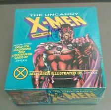 1992 Impel .. Marvel The Uncanny X-Men Factory Sealed 36 Pack Box