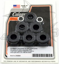 Fuel Tank Mounting Grommet Kit 6pk    Colony 2105-8