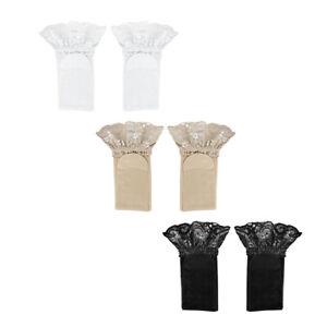 Mens Hosiery Sheer Lace Lingerie Long Socks Anti-slip Thigh High Sissy Stockings