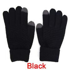 Guantes de lana caliente guantes de pantalla táctil invierno guantesok_S