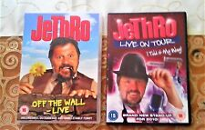 Jethro Bundle DVDS x Two I Told It My Way Plus Off The Wall Both In A VGC