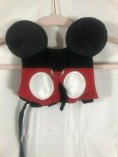 Mickey Mouse Red Kids Anti Lost Belt Toddler Safety Walking Mini Strap Harness