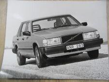 Foto Fotografie photo photograph VOLVO 740 GL  1986  SR1117