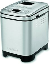 Cuisinart CBK-110 2-Pound Compact Automatic Bread Maker BRAND NEW FREE SHIPPING