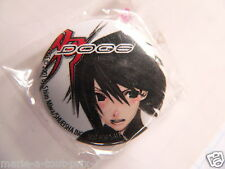 badge Dogs Bullet and Carnage Naoto Fuyumine COLLECTOR & 25mm