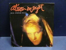 ALISON MOYET All cried out A4557