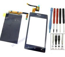 VITRE TACTILE + ECRAN LCD POUR SONY XPERIA GO ST27i OUTILS DISPLAY REMPLACEMENT
