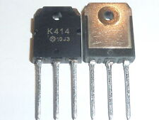 2SK414 / K414 HITACHI / RENESAS SILICON N-CHANNEL MOSFET