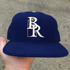 New listing Vintage Wilmington Blue Rocks Hat New Era Pro Model Fitted Minor League Wool