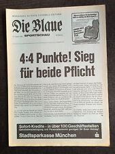 Bayernliga 82/83 TSV 1860 München - FC Bayern München (A), 21.08.1982