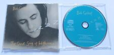 Bob Geldof – The Great Song Of Indifference -  Maxi CD -