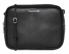 b4fd5e44bf9a2 Calvin Klein Passenger Camera Bag Umhängetasche Tasche Black Schwarz Neu