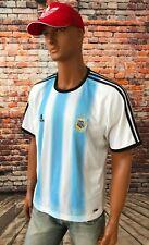 Adidas Argentina Football Shirt 2004-05 Home Soccer Jersey Top Size XL