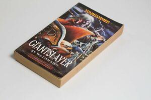 Giantslayer (Gotrek & Felix) by William King