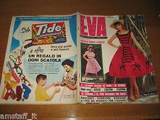 EVA=1959/28=RIVISTA MAGAZINE MODA DONNA WOMAN CUCINA ARREDAMENTO=