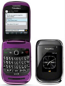 Blackberry Style 9670 3G CDMA 2000 Wi-Fi Bluetooth GPS Cellphone 5MP CAMERA
