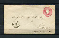 """Baden GSU Stempel """"Mosbach"""" 3 Kreuzer   (#363)"""