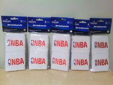 Brand New Spalding NBA Basketball Wristbands  - 6 packs of 2