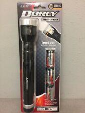 Dorcy 41-4301 MG-500 800 lumens Black LED Flashlight C Battery
