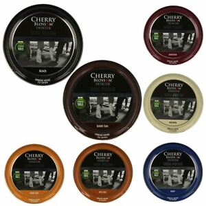Cherry blossom shoe polish available in all colours