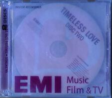 VALENTINES / TIMELESS LOVE 2010 - EMI - 2 CD SET - 39 TRACKS - VARIOUS ARTISTS