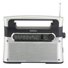 RadioShack Portable Analog Tuning AM/FM/Weather Tabletop Radio 1200889  -25