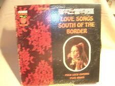 Love Songs South of the Border Poco Loco Guitars Plus Brass Power Apple Honey