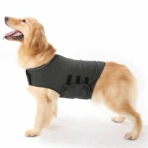Dog Anxiety Vest Thunder Shirt Coat Pet Jacket For  Dogs Cats Shirt Pet Supplies